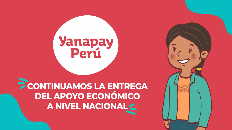 Bono Yanapay: consulta desde hoy lunes 20  si eres beneficiario del segundo grupo